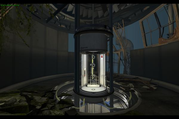In pictures: The first 10 minutes of Portal 2