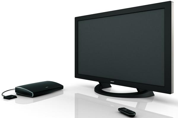 Bose VideoWave combines TV and home theatre in all-in-one system