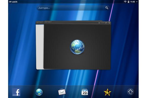 Hands-on with the HP TouchPad
