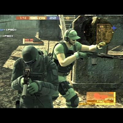In pictures: Metal Gear Online