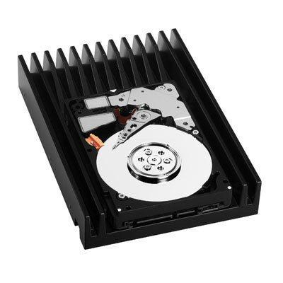 Western Digital VelociRaptor: 10K spin speed for workstations and gaming PCs