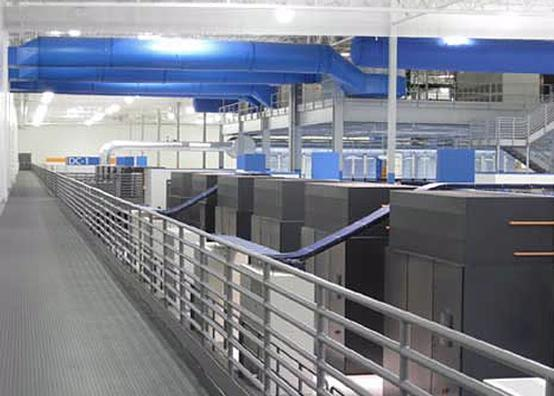 In pictures: The world's coolest datacentres
