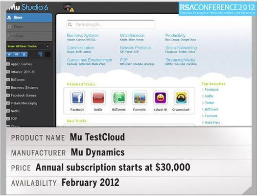 In Pictures: What's hot at RSA 2012