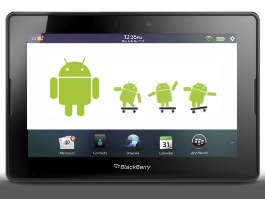 In pictures: Free Android apps for BlackBerry PlayBook, 10 best downloads