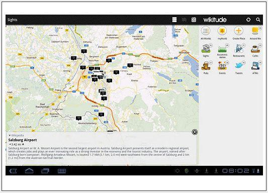In Pictures: The best Android tablet apps for communication
