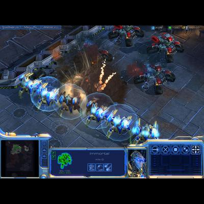 In pictures: Starcraft II