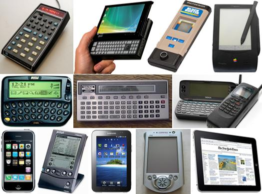 In Pictures: Pocket marvels - 40 years of handheld computers