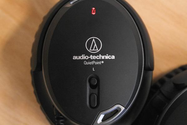 In Pictures: Audio-Technica ATH-ANC9 unboxing