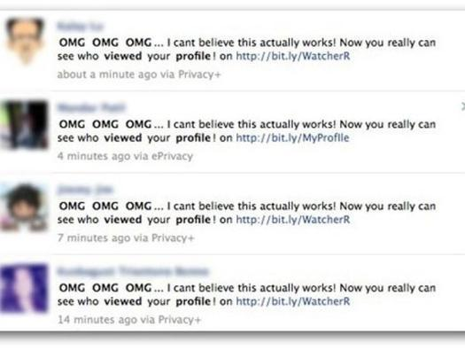 In Pictures: 15 social media scams