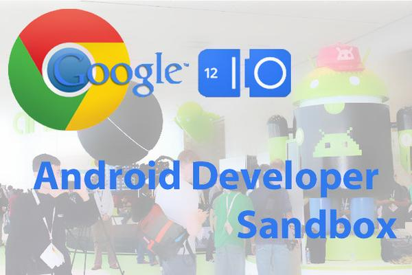 In Pictures: Google I/O Android Sandbox - Coolest  sights and gadgets from the show floor
