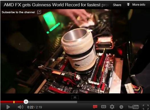 In Pictures: 15 amazing tech feats and world records