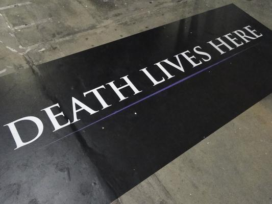IN PICTURES: Death visits THQ in Sydney