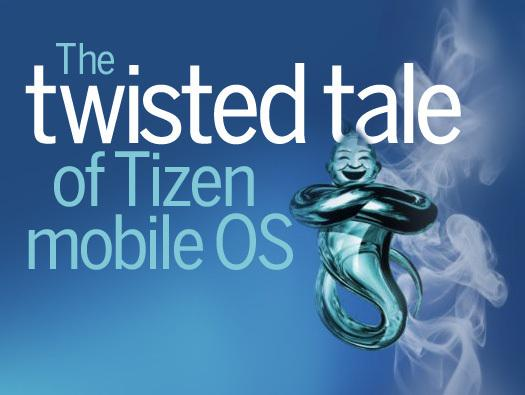 In Pictures: The twisted tale of Tizen mobile OS