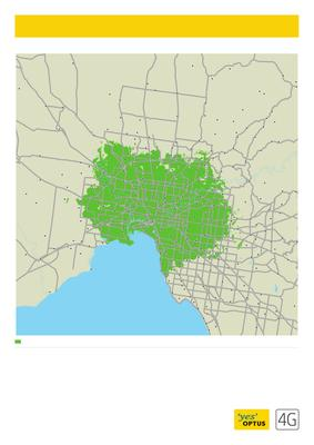 Optus 4G network goes live (+ maps, plans, images)