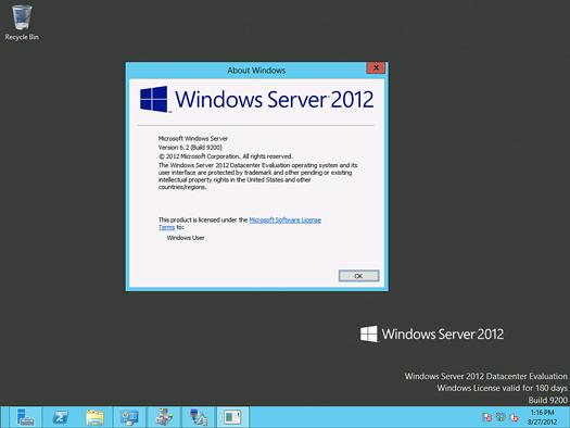 In Pictures: Windows Server 2012