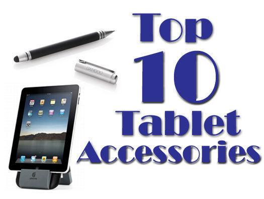 In Pictures: 10 must-see accessories for your new tablet