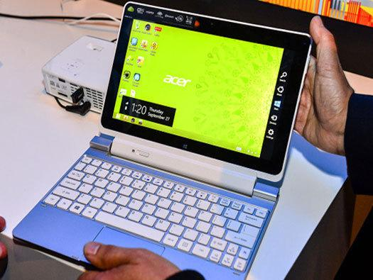 In Pictures: Winning Windows 8 tablets for travel