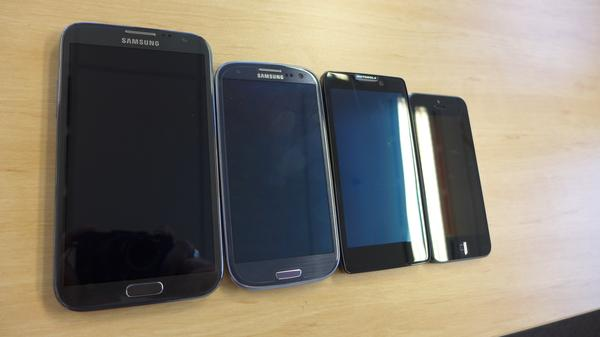 In pictures: Samsung Galaxy Note II unboxing and first look