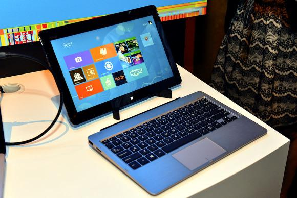In Pictures: Six Windows 8 tablets