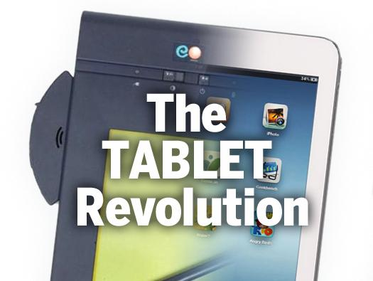 In Pictures: The evolution of the tablet PC