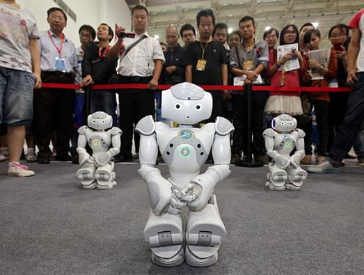 In Pictures: Attack of the (mostly) cool robots