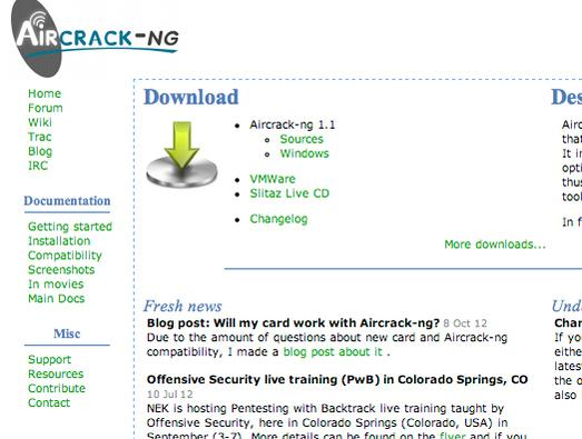 In Pictures: 15 (FREE!) security tools you should try