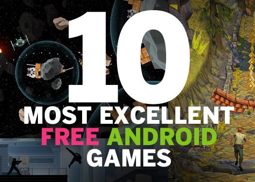 In Pictures: 10 most excellent free Android games