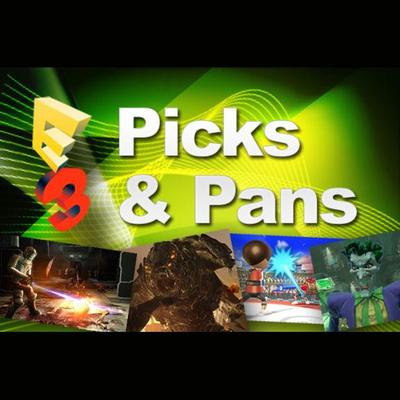 In pictures: E3 2008 picks and pans