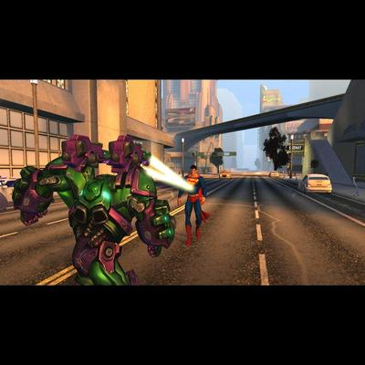 In pictures: DC Universe Online