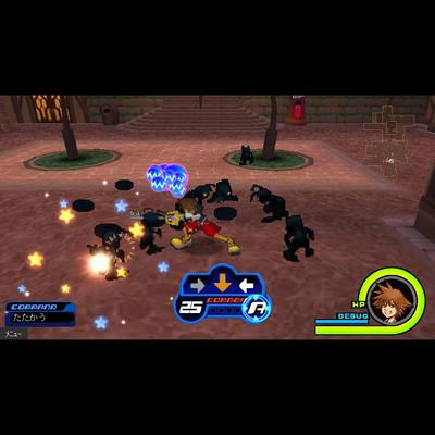 In pictures: Kingdom Hearts triple threat!