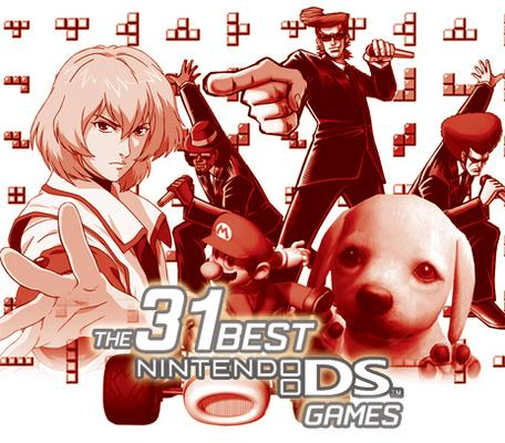 The 31 best DS games