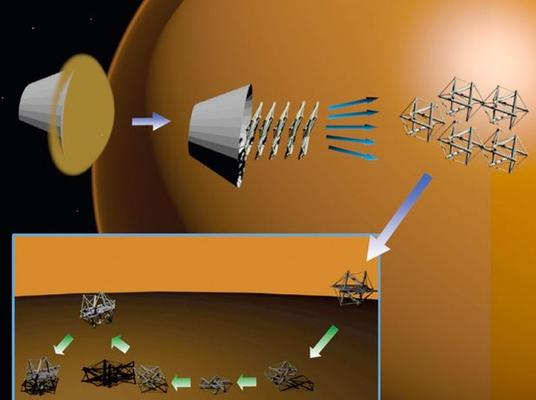 In Pictures: NASA's coolest 'way-out' future projects