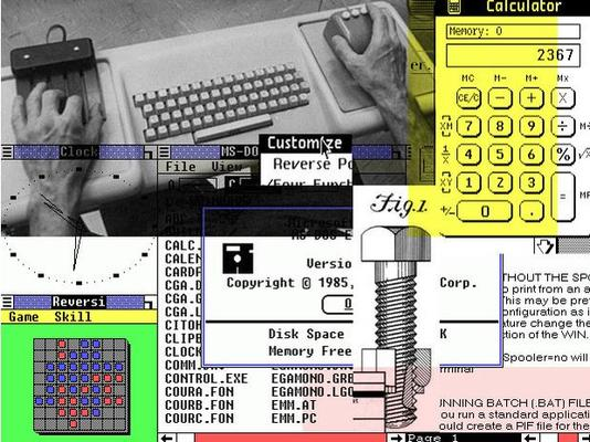 In Pictures: A visual history of OS desktop environments