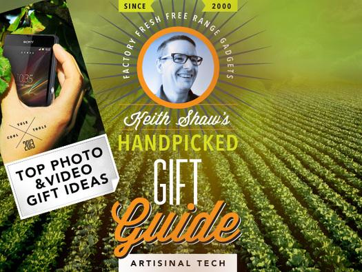 In Pictures: Top photo and video gift ideas for Holiday 2013
