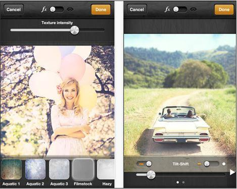 In Pictures: 12 crazy good iOS photography apps