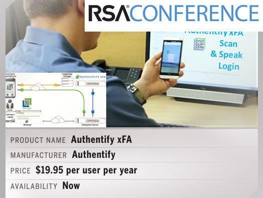 In Pictures: Hot, new products from RSA