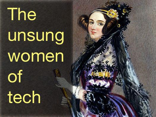 In pictures: The unsung women of technology