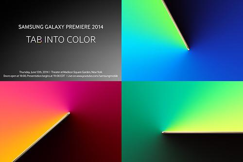 Samsung is launching new tablets on June 12.