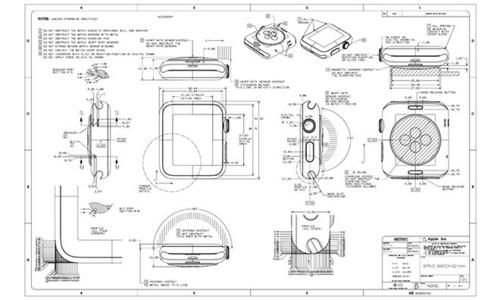 Apple released guidelines and technical drawings for accessory makers looking to create Apple Watch bands.