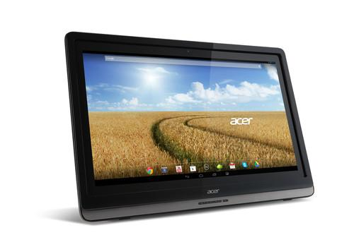 Acer's DA241HL is an all-in-one PC based on Android.