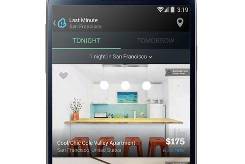 Airbnb's app will surface immediate listings that don't require host confirmation.
