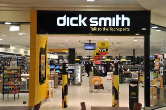 Dick Smith cuts staff count, closes 27 stores