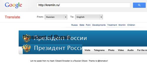 A security researcher has found a way to manipulate content delivered from Google Translate.