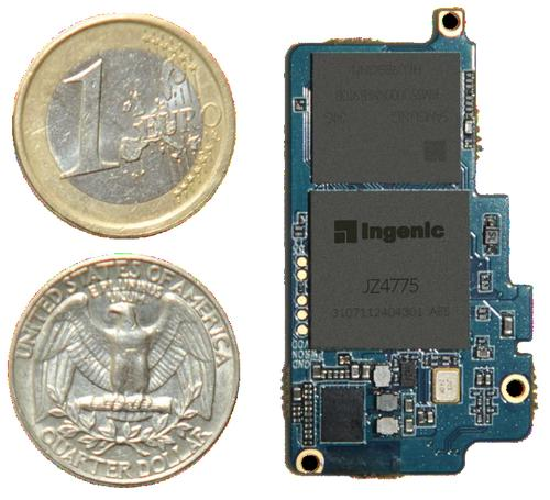 Ingenic's SD card-sized wearable computer with MIPS CPU