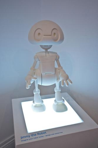 Intel's Jimmy robot will sell for $1,500