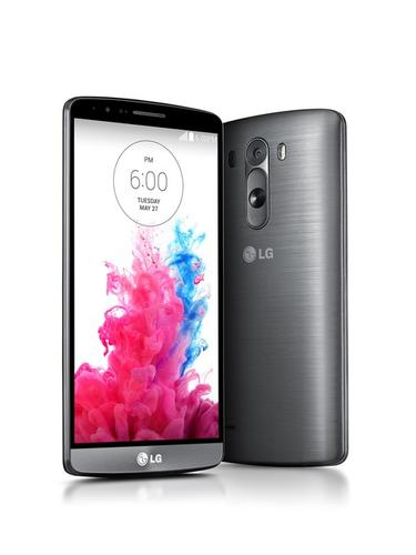 The LG G3 has a 5.5-inch Quad HD display with 538 ppi.