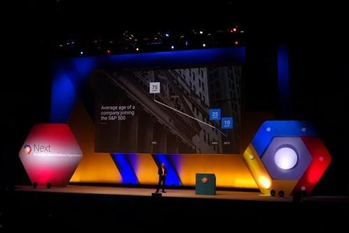 At the Google Next roadshow in New York, held on June 12, the company extolled the virtues of cloud computing.