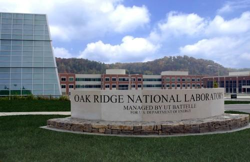 Oak Ridge National Lab in Oak Ridge, Tennessee.