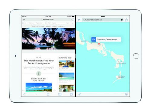 Split View is just what it sounds like: two apps, one screen. It's also iPad Air 2 only, at least for now.