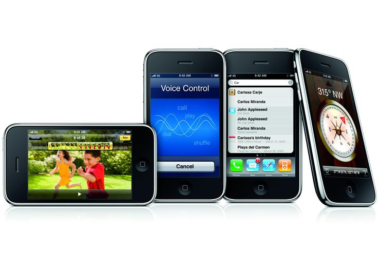 Apple's iPhone 3G S has some nifty new features